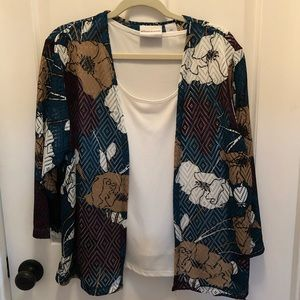 Alfred Dunner blouse PXL